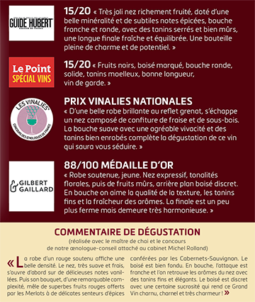 Commentaires csg 2012